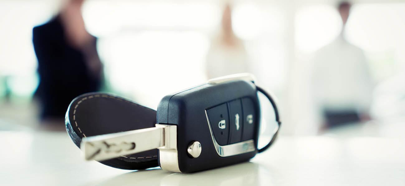 Sostituzione guscio chiave telecomando auto